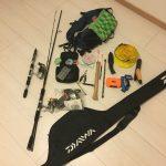 釣り道具全体