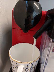 ミルク抽出