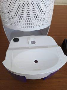 除湿器のタンク